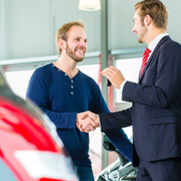 Buying a car with a pre-approved loan
