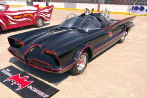 the original 1960s Batmobile