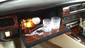 Bar in Car