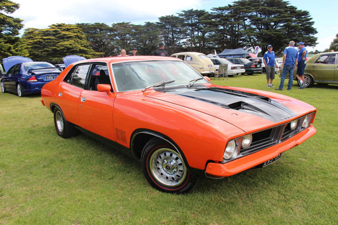 Ford Falcon XB GT 1973